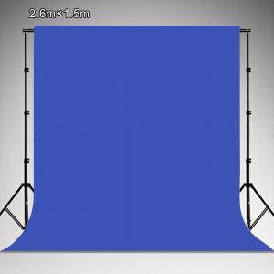 PULUZ Blå vinylbakgrund (2.6x1.5m)