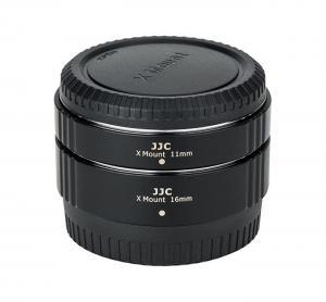 JJC Mellanringar 11mm 16mm elektronisk för Fujifilm FX AET-FXS(II)