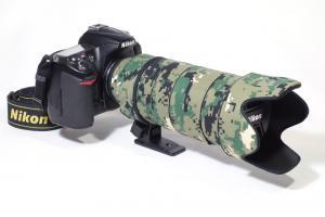 Rolanpro Objektivskydd för Nikon AF-S 70-200mm F2.8G ED VR II