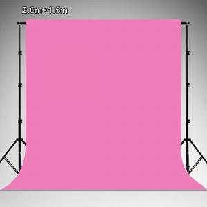 PULUZ Rosa vinylbakgrund (2.6x1.5m)