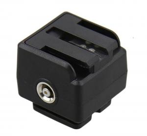 JJC Adapter universal blixtsko till Sony blixtsko med synkuttag