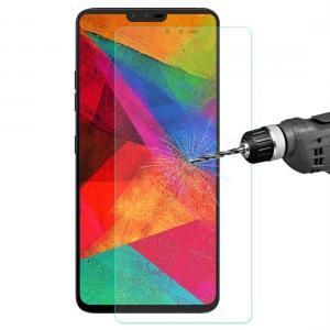 Enkay 2.5D Displayskydd för LG V40 ThinQ- Av härdat glas 9H