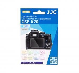 JJC Skärmskydd Optisk glas 9H för Pentax K70 K-S2