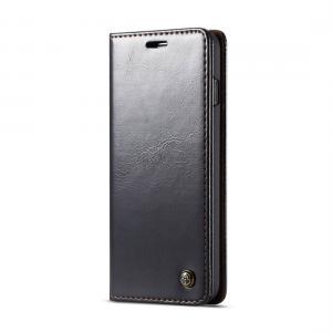 Caseme för Galaxy S10 Plus - Flipfodral med kortplats