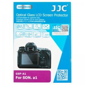 JJC Skärmskydd för Sony a1 optisk glas