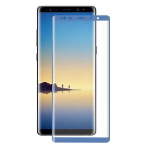 Enkay Heltäckande 3D Displayskydd 9H för Samsung Note 8- Blå ram