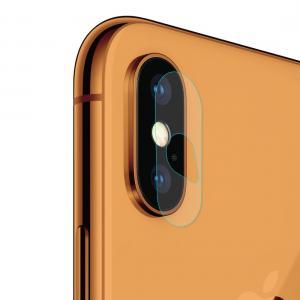 Linsskydd till bakre kameralins för iPhone XS Max av härdat glas