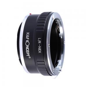 K&F Objektivadapter till Leica R objektiv för Sony E kamerahus