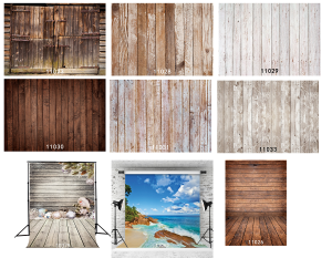 Sömlös vinylbakgrund för fotografering - 1.8x2.7m