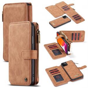 CaseMe Plånboksfodral med magnetskal för iPhone 11 Pro