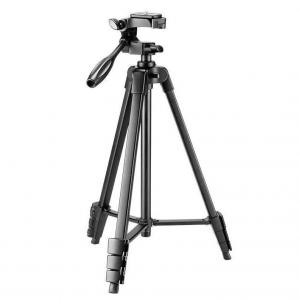 Kamerastativ 135cm med videohuvud 2.5kg - Nest NT-510