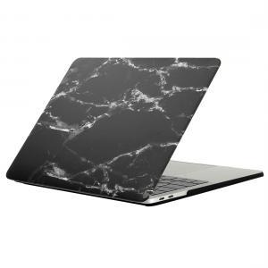 Skal för New Macbook Pro 13.3-tum - Marmor svart vit (A1706/A1708)