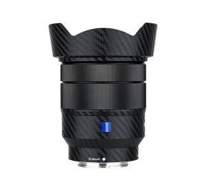 Kiwifotos Skin för Sony Vario-Tessar T* FE 16-35mm f/4 ZA OSS - kolfiberfilm