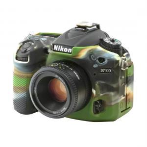 PULUZ Mjukt skyddsfodral för Nikon D7200 /D7100 (Kamouflage)