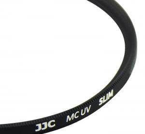 JJC UV-filter Slim med Multicoating (43mm)