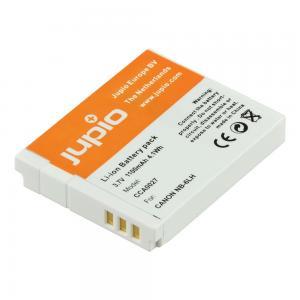 Jupio kamerabatteri 1100 mAh för Canon Ixus, Powershot NB-6LH