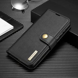 Plånboksfodral med magnetskal för Huawei P40 - DG.MING