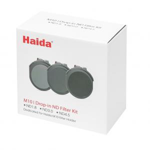 Haida M10 Drop-In ND Filter-Kit ND64, ND1000, ND4000