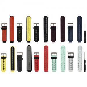 Armband för Garmin Forerunner 230 / 235 / 620 / 630 / 735XT - Silikon