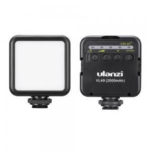 Ulanzi Led-Panel Mini för kamera med inbyggt batteri