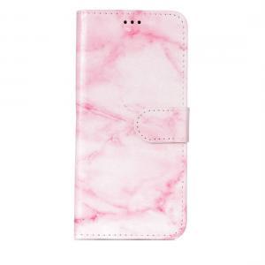 Plånboksfodral för Galaxy S9 - Rosa marmor
