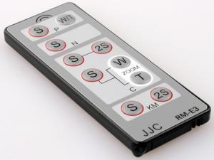 JJC IR-Fjärrkontroll universal RM-E3