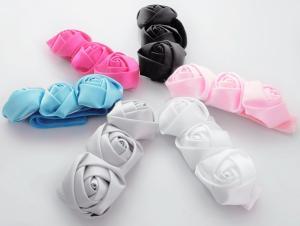 Pannband 3 rosor