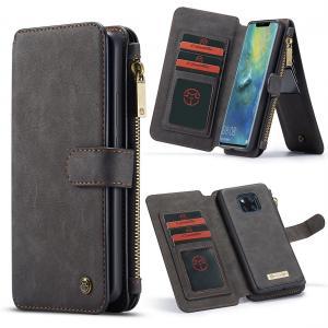 CaseMe för Huawei Mate 20 Pro - Plånboksfodral med magnetskal