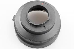 Kiwifotos Objektivadapter till Canon EOS för Pentax Q kamerahus
