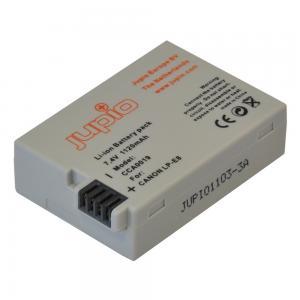 Jupio kamerabatteri 1120mAh för Canon LP-E8