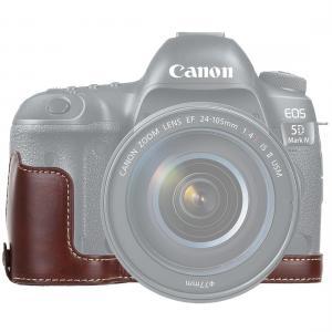 Halvfodral för Canon EOS 5D Mark IV / 5D Mark III