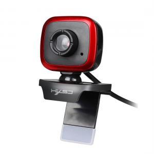 480P Webbkamera Justerbar 360 grader HD-Video USB med mikrofon - HXSJ
