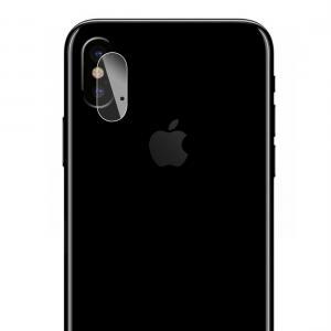 Linsskydd till bakre kameralins iPhone X/XS av härdat glas