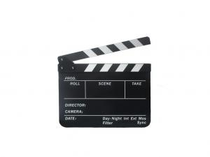 Filmklappa 30x24cm