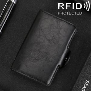 Antimagnetisk plånbok/korthållare - RFID-skydd