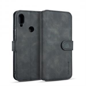 DG.MING Plånboksfodral för Xiaomi Redmi 7 - Smart och stilren design