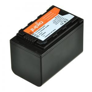 Jupio kamerabatteri 5200mAh ersätter Panasonic VW-VBD58 AG-VBR59