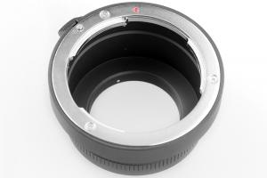 Kiwifotos Objektivadapter till Pentax K för Nikon 1 kamerahus