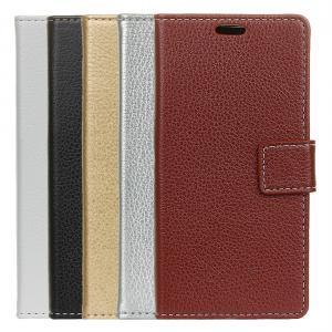 Plånboksfodral för Huawei P10 Plus PU-läder