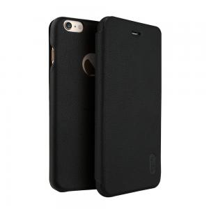 Lenuo Flipfodral för iPhone 6 Plus /6S Plus - Svart