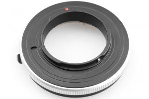 Kiwifotos Adapterring till Contax G för Micro 4/3 kamerahus