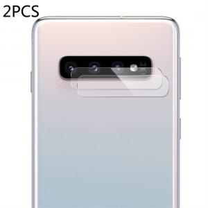 Enkay 2.15D Linsskydd 9H för Galaxy S10/S10 Plus bakre Kameralins