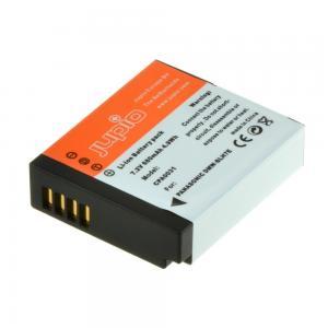 Jupio kamerabatteri 680mAh för Panasonic Lumix DMW-BLH7E