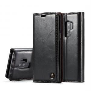 Caseme för Galaxy S9 Plus - Flipfodral med kortplats