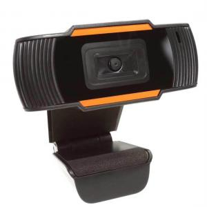 Webbkamera HD720P USB med mikrofon