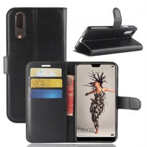 Plånboksfodral för Huawei P20 PU-läder