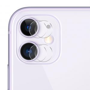 Linsskydd till bakre kameralins för iPhone 11 av härdat glas
