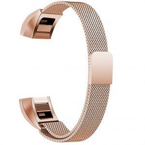 Armband för Fitbit Alta - Kedja Magnetisk