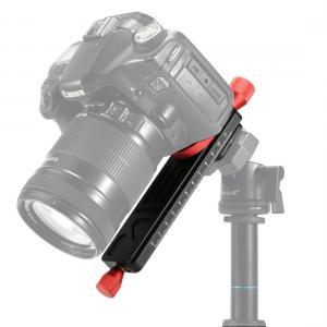 PULUZ Makroplatta med skjutreglage för närbildsfotografering