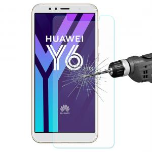 Enkay Displayskydd för Huawei Y6 (2018)- Av härdat glas 9H